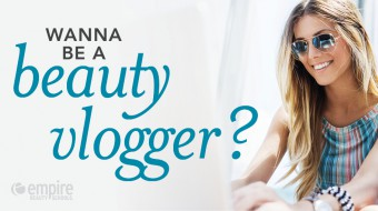 Beauty-Vlogger