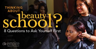 Beauty School Questions