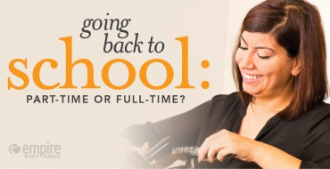 Back to school-beauty school