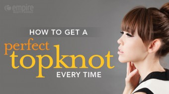 Perfect Topknot