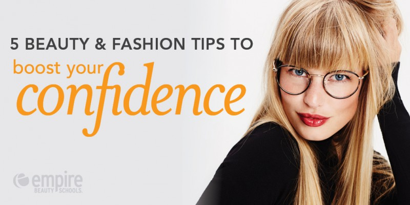 5 Beauty Fashion Tips To Boost Your Confidence