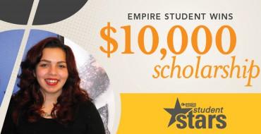 $10000 Beauty School Scholarship