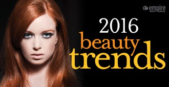 2016 Beauty Trends