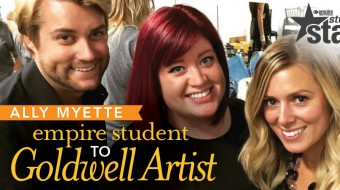 Empire Student to Goldwell Artist