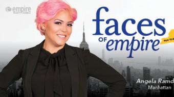 Faces of Empire Angela Ramdath