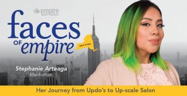 Faces of Empire- Stephanie Arteaga