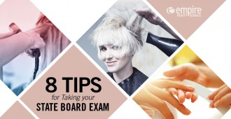 Cosmetology State Board Tips