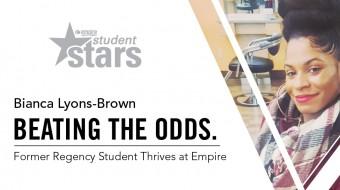 Empire Student Star - Regency Student