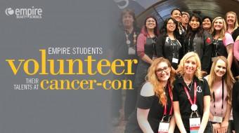 CancerCon- Empire Beauty Schools