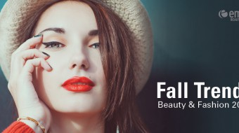 Fall Beauty & Fashion TRends 2017