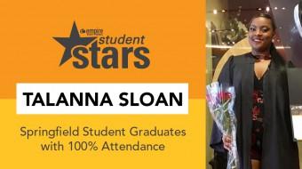 Talanna Sloan- Empire Graduate